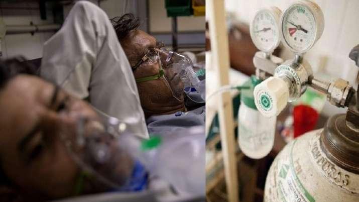 दिल्ली के किस हॉस्पिटल में कितनी बची है ऑक्सीजन, जानकारी देते हुए मनीष सिसोदिया ने स्वास्थ्य मंत्री