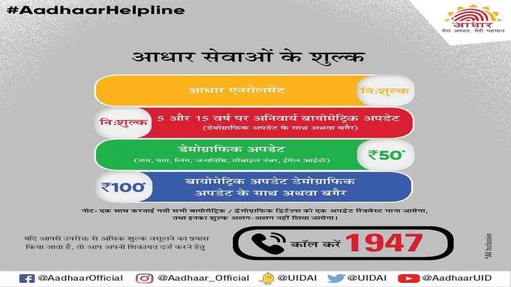 Aadhaar को लेकर UIDAI ने दी बड़ी जानकारी, आपको होगा बड़ा फायदा