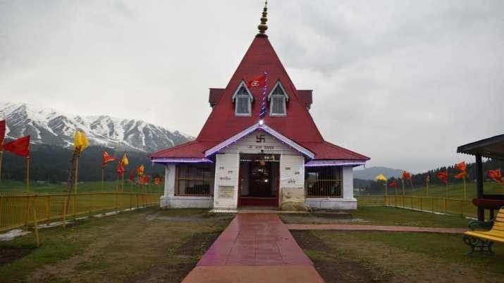 गुलमर्ग का शिव मंदिर दशकों बाद जनता के लिए खुलेगा, भारतीय सेना ने किया है जीर्णोद्धार