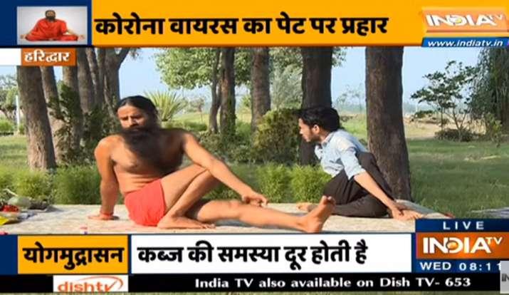 लंग्स के बाद कोरोना का सीधा अटैक पेट पर, जानिए स्वामी रामदेव से जानें पाचन तंत्र को फिट रखने का फॉर्