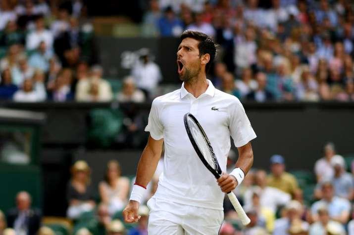 Wimbledon 2021: जोकोविच तीसरे दौर में पहुंचे, सेरेना चोट के कारण हुईं बाहर