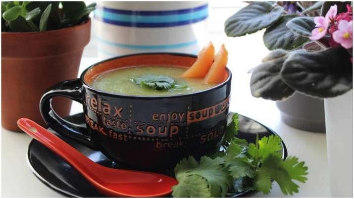 lauki soup