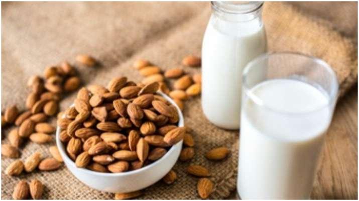 milk almond