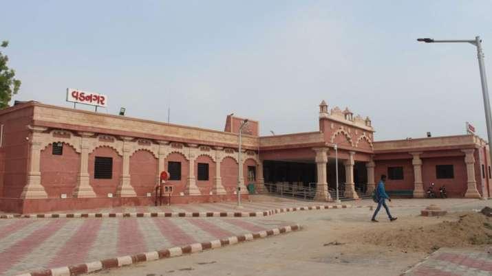 वडनगर रेलवे स्टेशन