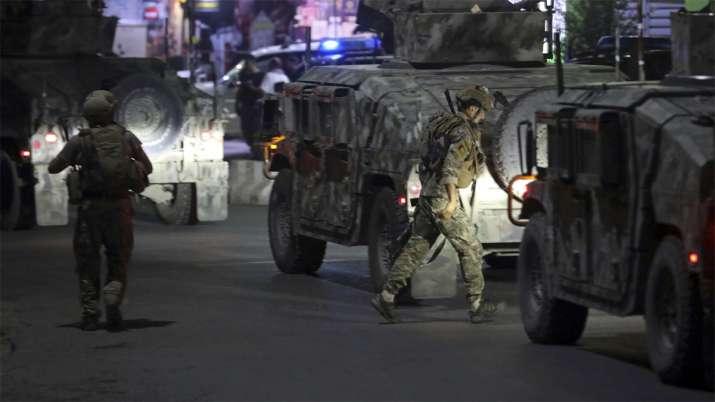 अफगानिस्तान: काबुल में रक्षा मंत्री बिस्मिल्लाह मोहम्मदी के घर के पास भीषण विस्फोट
