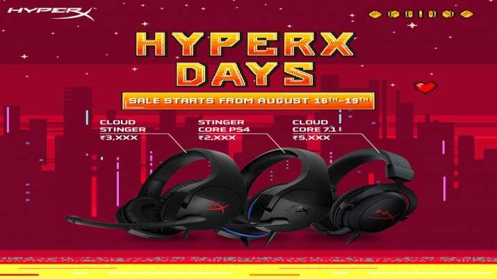 Amazon पर HyperX days sale, गेमिंग प्रोडेक्ट 51 फीसदी सस्ते में खरीदने का मौका