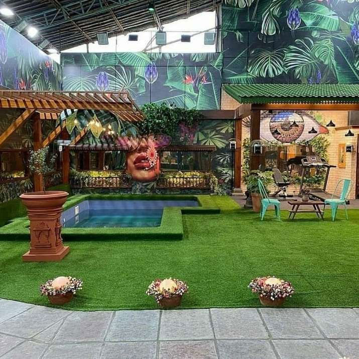 bigg boss 15 house inside pictures