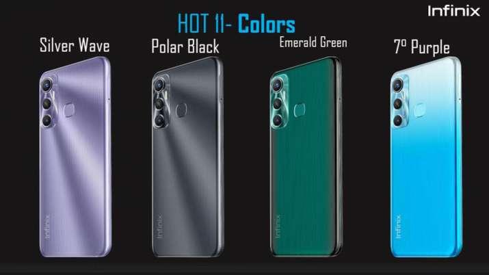 Infinix ने लॉन्च किए Hot 11, Hot 11S स्मार्टफोन, कीमत मात्र 8999 रुपए से शुरु