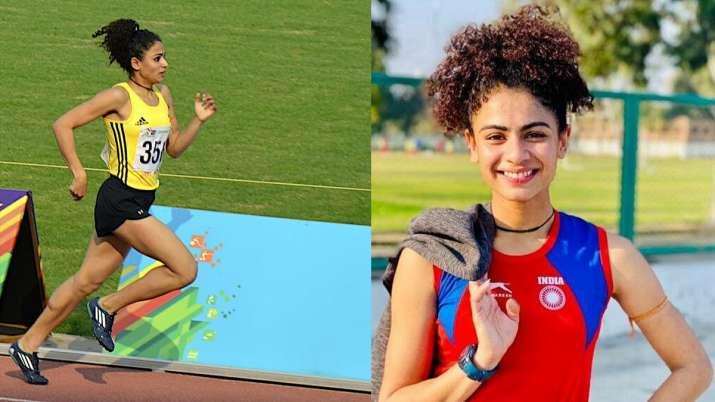 हरमिलन ने 1500 मीटर में 19 साल पुराना रिकॉर्ड तोड़कर खिताब जीता