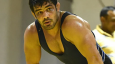 Wrestler Sushil Kumar locked in Tihar, gets emotional after Ravi Dahiya misses gold at Tokyo Olympic- India TV Hindi