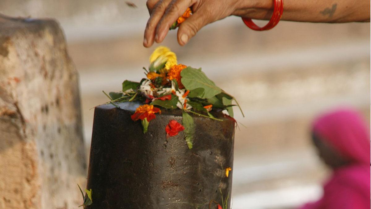 Sawan 2019 know reason why we bel patra and jal on shivling: आखिर क्यों शिवलिंग पर चढ़ाया जाता है जल और बेलपत्र, जानें पौराणिक कथा - India TV Hindi News