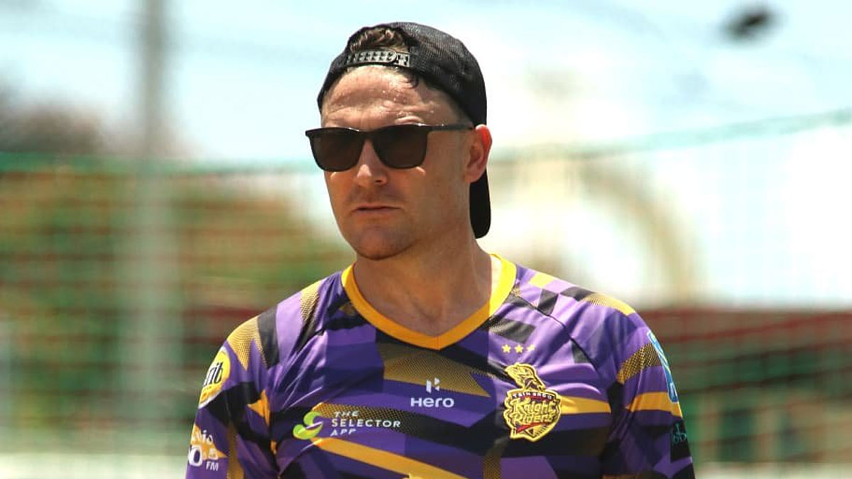 McCullum is feeling comfortable at home away from the glare of IPL - India TV Hindi News