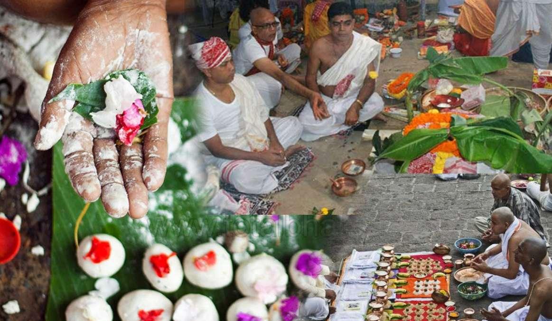 Sarv Pitru Amavasya 2020 date tarpan vidhi of sarv pitru amavasya pind  daan: Pitru Visarjan Amavasya 2020: पितृ विसर्जन अमावस्या के दिन इस विधि से  अपने पितरों को करें विदा - India