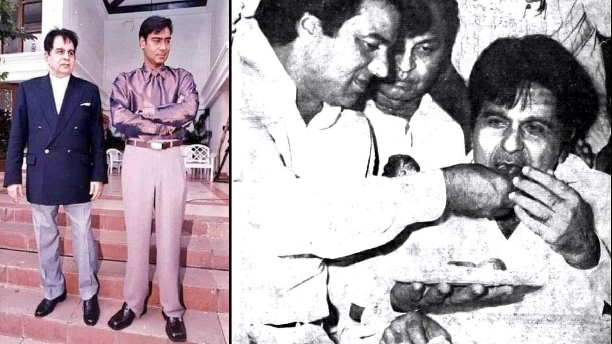 Happy Birthday Dilip Kumar: दिलीप कुमार का 98वां जन्मदिन, बॉलीवुड सेलेब्स ने यूं किया विश