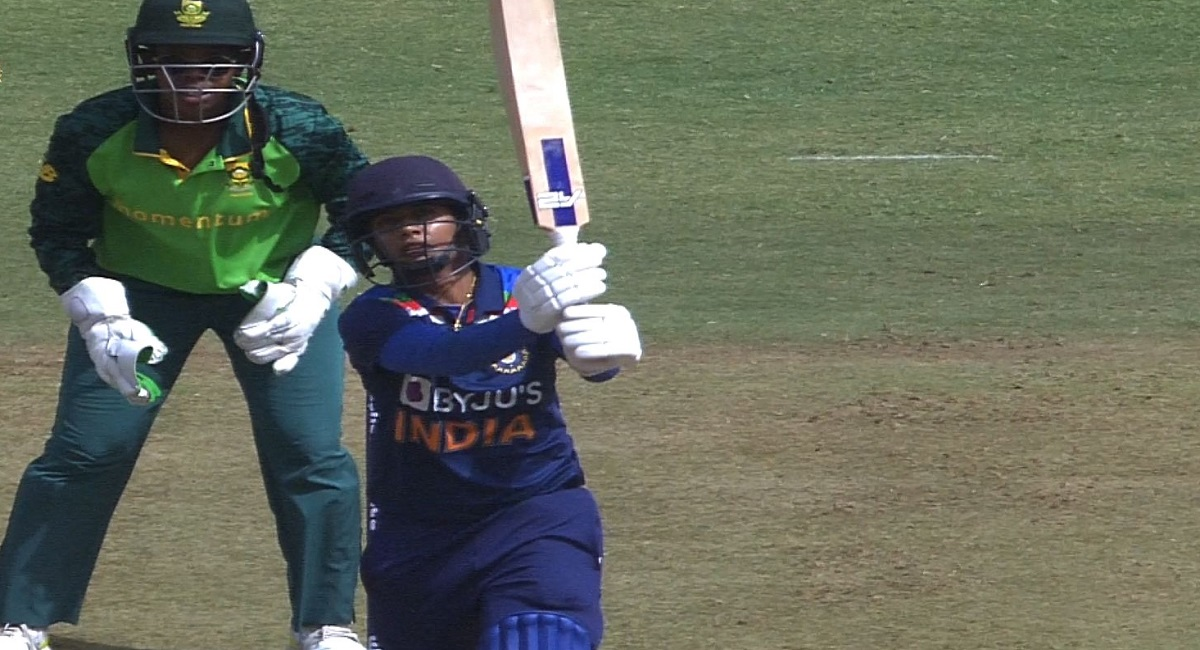 Ind W vs SA W: India (188/9) with Mithali Raj's half-century honorable  score against South Africa - India TV Hindi News