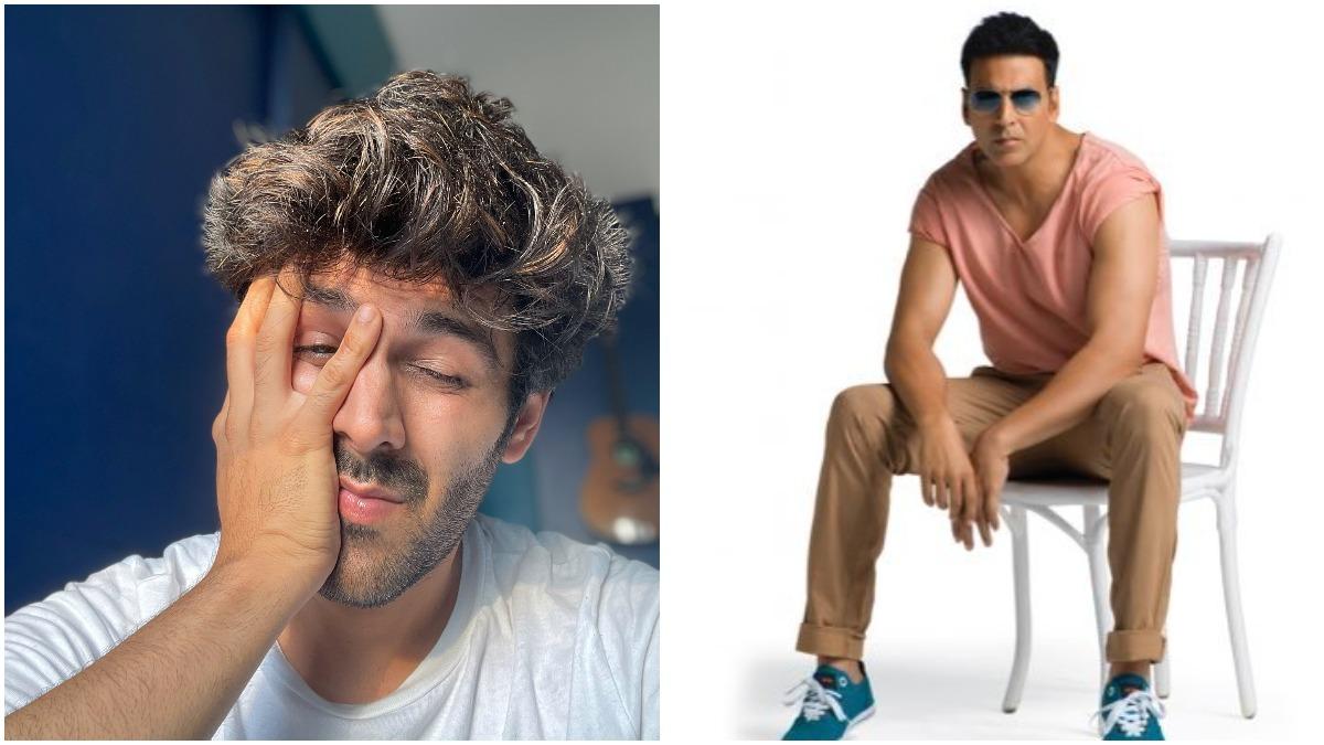 Akshay Kumar to replace Kartik Aaryan in Dostana 2 Karan Johar requested 'दोस्ताना  2' में कार्तिक आर्यन की जगह लेंगे अक्षय कुमार? करण जौहर ने की गुजारिश! -  India TV Hindi News