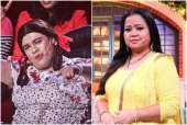 Kiku Sharda and Bharti Singh- India TV Hindi