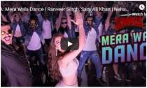 Simmba latest song