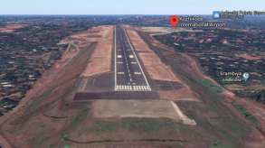 what is tabletop runway At least five Indian airports have tabletop runways- India TV Hindi