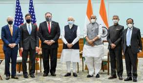Stop sowing discord between China, regional countries: Beijing on Pompeo's India trip- India TV Hindi