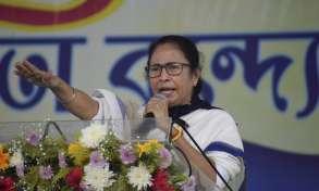 ममता बनर्जी ने BJP को बताया बाहरी पार्टी, कहा- 'बंगाल में उनकी कोई जगह नहीं'- India TV Hindi