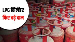 LPG customers Another Big Blow, Gas Cylinder Prices Rise Again Today: इंडेन गैस ने पहली मार्च  से एल- India TV Hindi