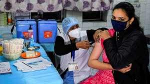 देश में पांचवीं बार एक दिन में एक करोड़ से अधिक टीके लगाए गए: स्वास्थ्य मंत्री