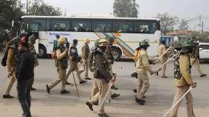 सिंघू बॉर्डर: निहंग ने चिकन के चक्कर में तोड़ दी मजदूर की टांग, आरोपी गिरफ्तार
