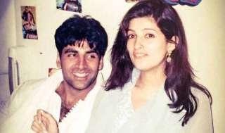 Twinkle Khanna's mother Dimple Kapadia thought Akshay Kumar was ...