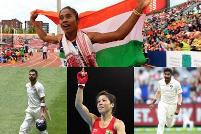 Indian Sports person- India TV Hindi