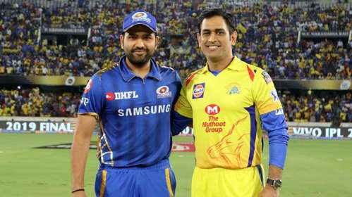 Who is the captain of Dhoni or Rohit? Wasim Jaffer selected IPL's all-time favorite playing XI - India TV
