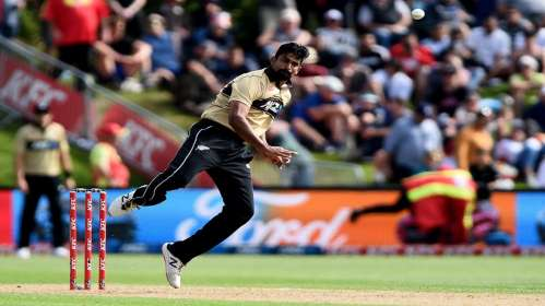 IPL 2021 : कीवी स्पिनर ईश...- India TV Hindi