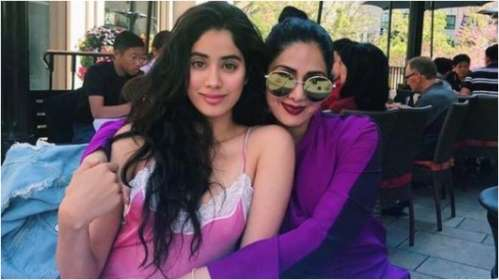 sridevi, janhvi kapoor- India TV Hindi
