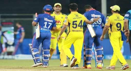 Delhi Capitals, Chennai Super Kings, Dubai, IPL, sports- India TV Hindi