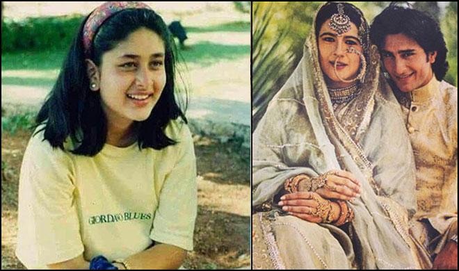 सैफ अली खान और अमृता सिंह की शादी में पहुंची थीं बेबो, जानते हैं बधाई देते वक्त क्या कहा था - India TV Hindi News