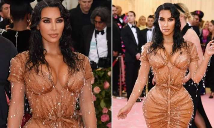 met-gala-2019-kim-kardashian reveals how she fit in this dress ...