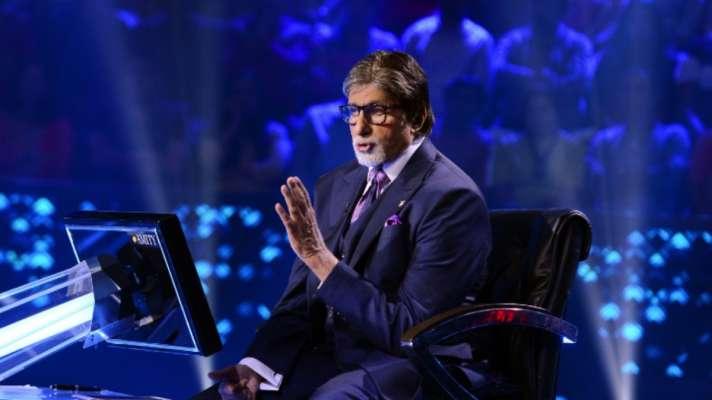 Kaun Bnega Crorepati 11 CHITRA REKHA AMITABH BACHCHAN HOT SEAT KBC LIVE:  Kaun Bnega Crorepati 11 LIVE: मात्र 10 हजार जीतकर विवेक हुए केबीसी 11 से  बाहर - India TV Hindi News