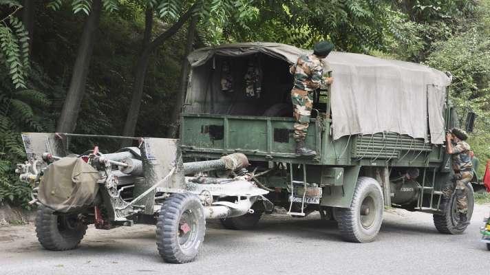 सरकार ने जारी किया इमरजेंसी फंड, सेना को ₹500 करोड़ के हथियार खरीदने की छूट - India TV Hindi