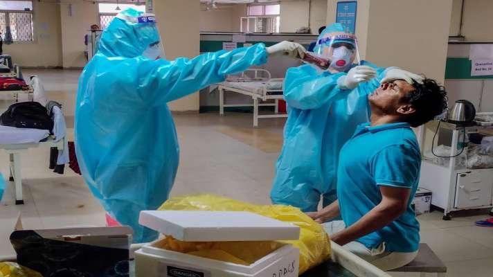 Delhi Coronavirus cases death toll till 26 August । दिल्ली में कोरोना वायरस के 1,693 नये मामले, मृतक संख्या 4,347 हुई - India TV Hindi News
