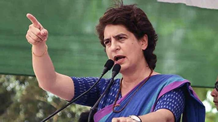 प्रियंका गांधी, ने कहा,प्रधानमंत्री  की जिम्मेदारी है प्रभु श्री राम भूमि  के कथित घोटाले की जांच कराए सरकार