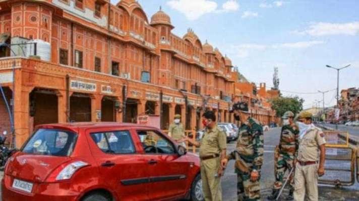 Rajasthan heading for Corona lockdown? Makes negative RT-PCR report  mandatory for travellers - राजस्थान के कुछ शहरों में भी लॉकडाउन की तैयारी?  बढ़ने लगा है कोरोना का ग्राफ - India TV Hindi