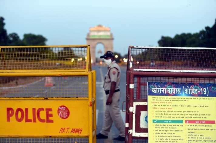 lockdown in delhi extended for a week Lockdown in Delhi: दिल्ली में एक  हफ्ते के लिए बढ़ाया गया लॉकडाउन - India TV Hindi News