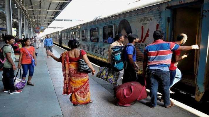 In 2020-21, Amid the Covid Curbs, 27 Lakh Caught Without Tickets on Trains