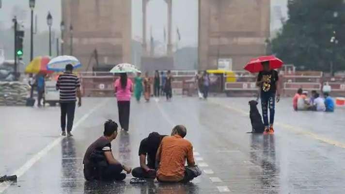 Delhi Weather Forecast Rain IMD Monsoon Update latest news - India TV Hindi News