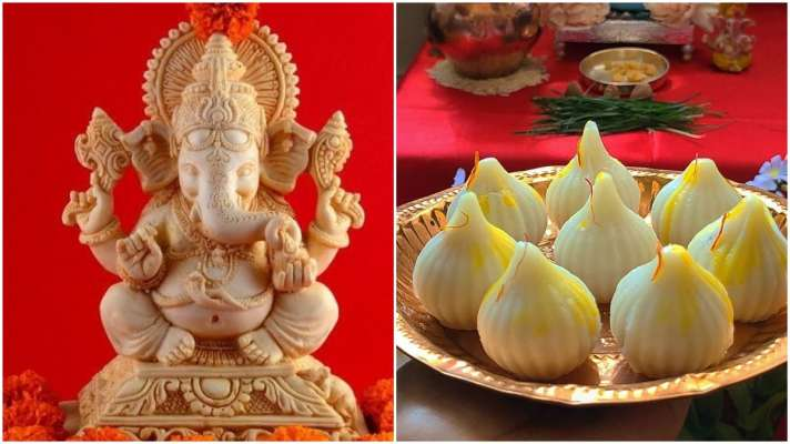 Enjoin these things to Lord Ganesha in addition to Modak - India TV Hindi  News