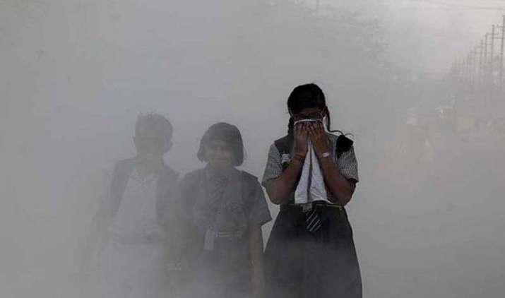 वायु प्रदूषण से 2060 तक भारत और चीन में हो सकती है 90 लाख लोगों की समय पूर्व मौत: रिपोर्ट- India TV Paisa