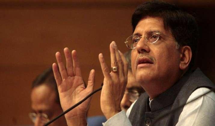 रेल मंत्री पीयूष गोयल ने कहा, केंद्रीय बजट में अतिरिक्त फंड की मांग नहीं करेगी रेलवे- India TV Paisa