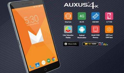 iBerry Auxus ने भारत में लॉन्च किया 4X स्मार्टफोन, कीमत 15,990 रुपए- India TV Paisa