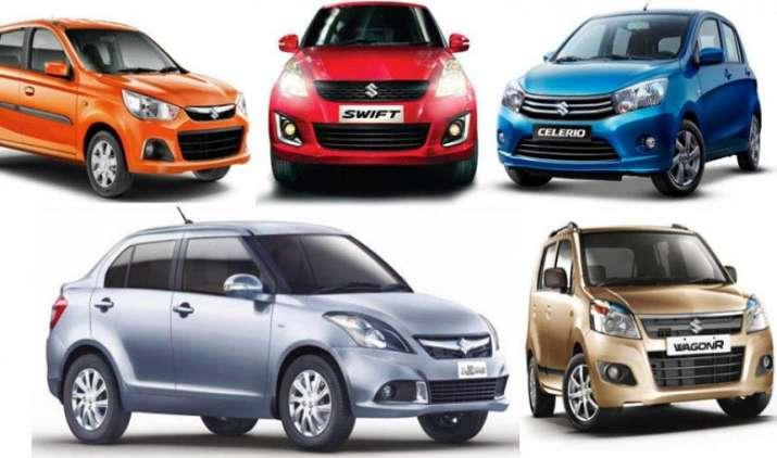 Maruti की ये 5 कारें रही सुपरहिट, इस साल लॉन्च होंगे 4 नए मॉडल- India TV Paisa