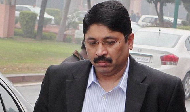 cbi claims dayanidhi maran asked telecom promoters to sell...- India TV Hindi